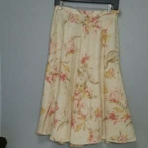 Chaps skirt